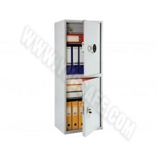 Уценка шкаф бухгалтерский SL-125/2T EL