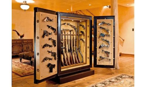 Каким должен быть сейф для оружия?