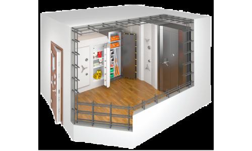 Что такое сейфовая комната?
