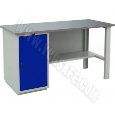 Верстак PROFI (№600) WT160.WD1/F1.000